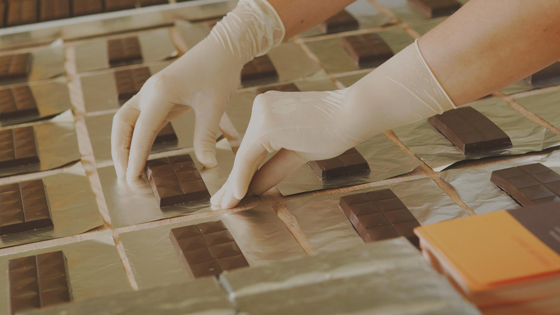 Individuelle Schokoladen