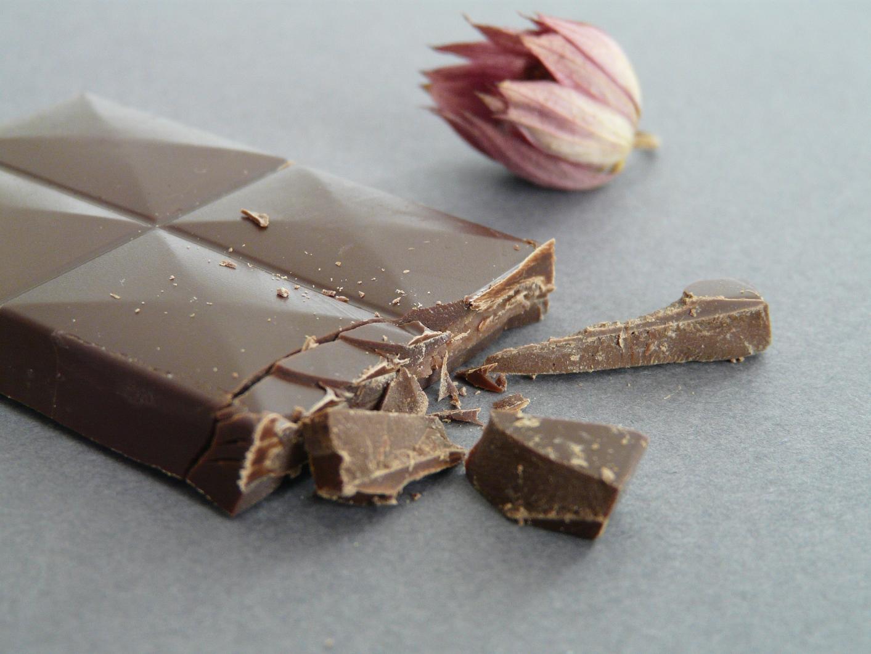 Edelbitterschokolade
